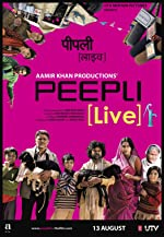 Peepli Live Hindi  (2010)