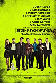 Seven Psychopaths (2012) Poster - Movie Forum, Cast, Reviews