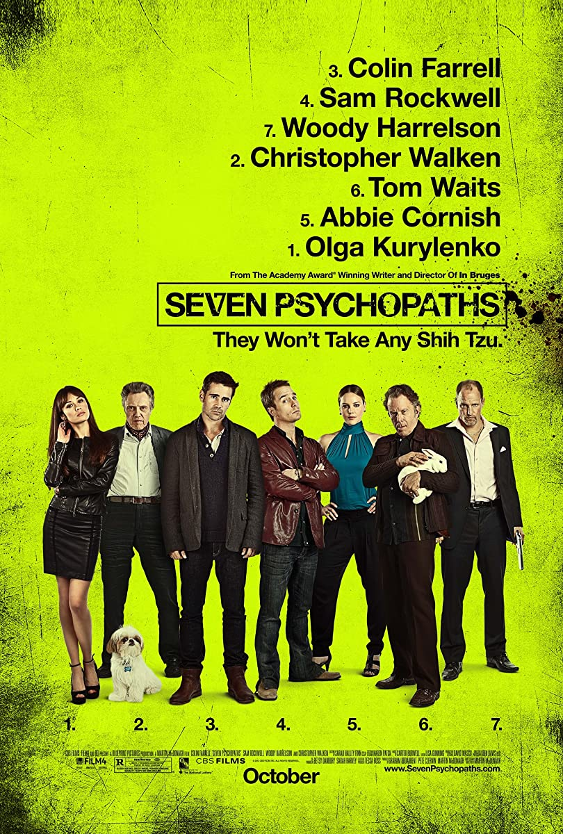 Septyni Psichopatai