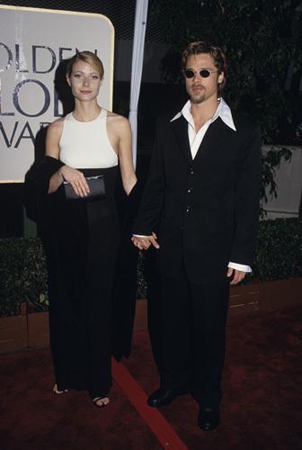 Brad Pitt and Gwyneth Paltrow at