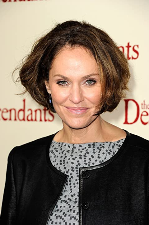 Amy Brenneman at an event for The Descendants (2011)