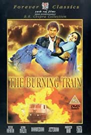 The Burning Train (1980) Poster - Movie Forum, Cast, Reviews