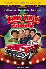 The Original Latin Kings of Comedy (2002) Poster - Movie Forum, Cast, Reviews