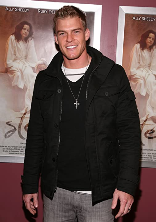 Alan Ritchson at an event for Steam (2007)