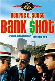 Bank Shot Poster