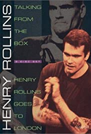 Rollins: Talking from the Box (1992) Poster - Movie Forum, Cast, Reviews