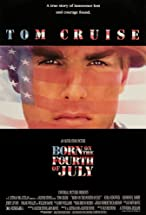 Primary image for Born on the Fourth of July