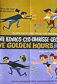 Five Golden Hours Poster