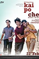 Image of Kai po che!