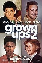 Grown Ups 2 (2013) Poster