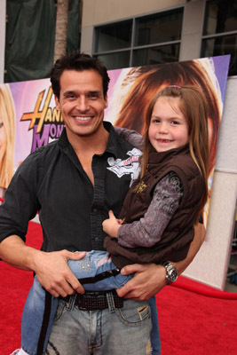 Antonio Sabato Jr. at an event for Hannah Montana: The Movie (2009)