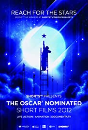 The Oscar Nominated Short Films 2012: Animation Poster