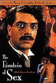 Der Einstein des Sex Poster