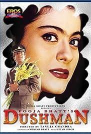 Dushman(1998) Poster - Movie Forum, Cast, Reviews