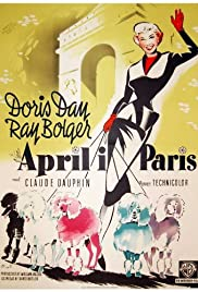 April in Paris Poster