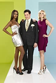 The Fashion Show Poster - TV Show Forum, Cast, Reviews