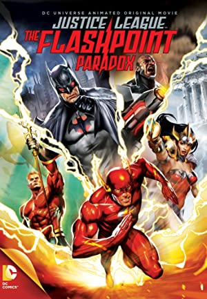 Justice League: The Flashpoint Paradox (2013) Download on Vidmate