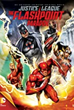 Primary image for Justice League: The Flashpoint Paradox