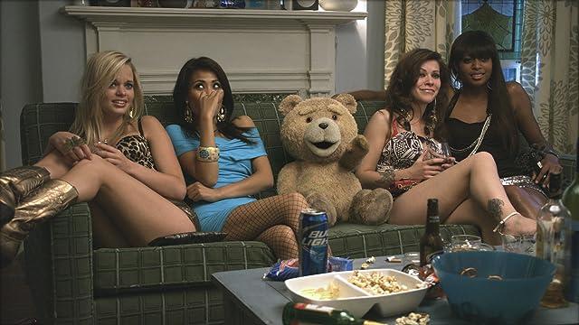 Sarah Fischer, Kristina Ellery, Chanty Sok, and Katelyn Lorren in Ted (2012)