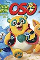Image of Special Agent Oso: License to Order/Table Manners Are Forever