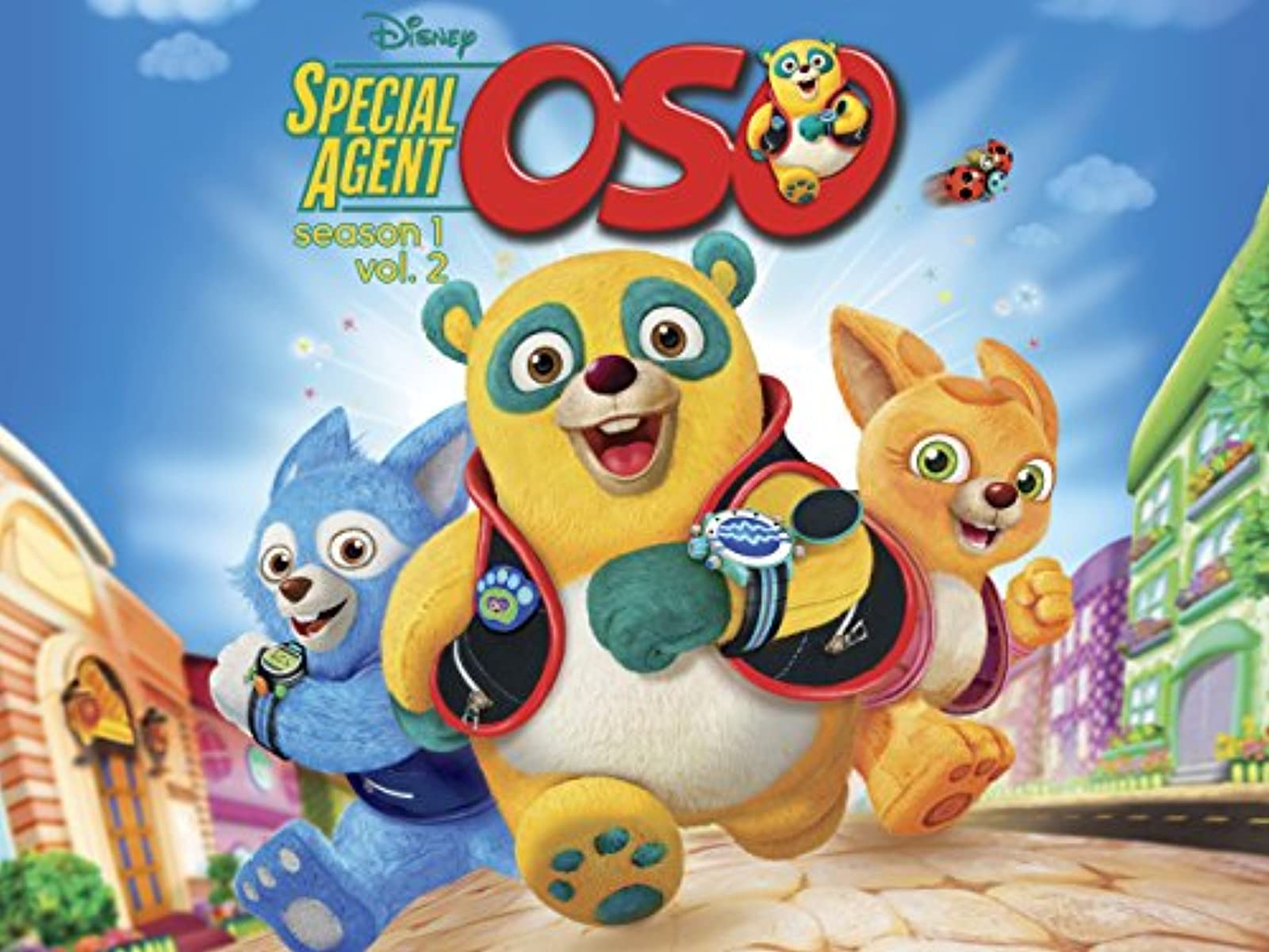 Special Agent Oso Related Keywords & Suggestions - Special