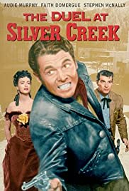 The Duel at Silver Creek Poster