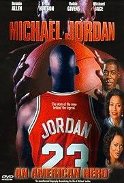 Michael Jordan: An American Hero Poster