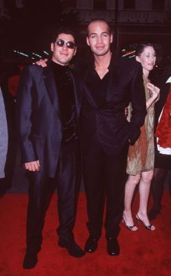 Billy Zane and Danny Nucci at an event for Titanic (1997)