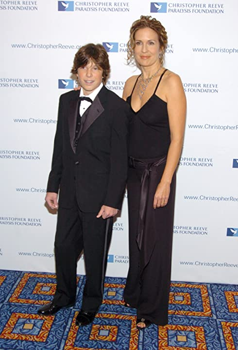 Dana Reeve and Will Reeve