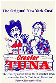 Greater Tuna (1994) Poster - Movie Forum, Cast, Reviews