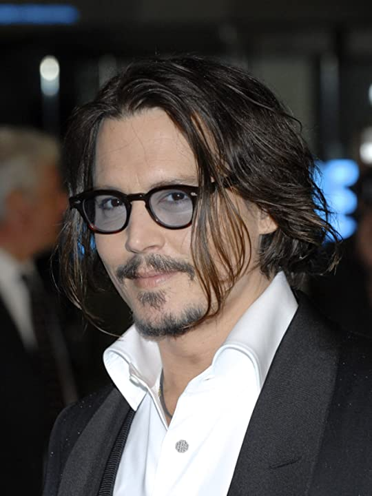 Johnny Depp at an event for Alice in Wonderland (2010)