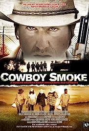 Cowboy Smoke Poster