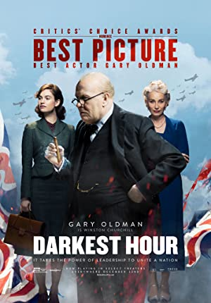 The Darkest Hour (2017) HDRip XviD AC3 EVO