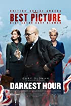 Darkest Hour (2017) Poster