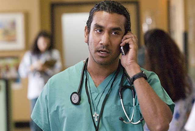 Naveen Andrews in The Brave One (2007)