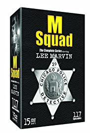 M Squad Poster - TV Show Forum, Cast, Reviews