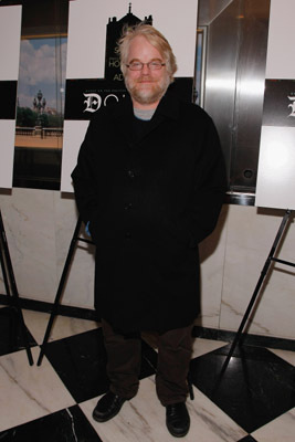 Philip Seymour Hoffman at Doubt (2008)