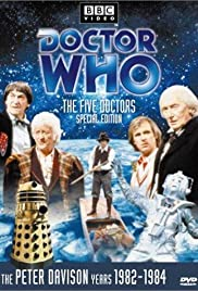 The Five Doctors Poster