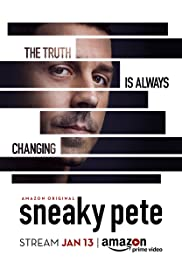 Sneaky Pete Poster - TV Show Forum, Cast, Reviews