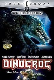 Dinocroc(2004) Poster - Movie Forum, Cast, Reviews