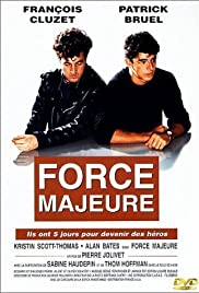 Force majeure(1989) Poster - Movie Forum, Cast, Reviews