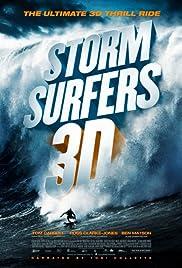 Storm Surfers 3D Poster