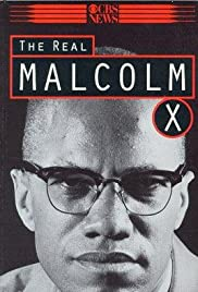 The Real Malcolm X Poster