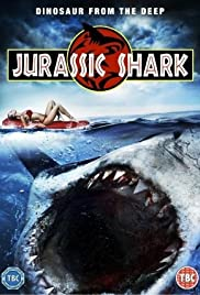 Attack of the Jurassic Shark Poster