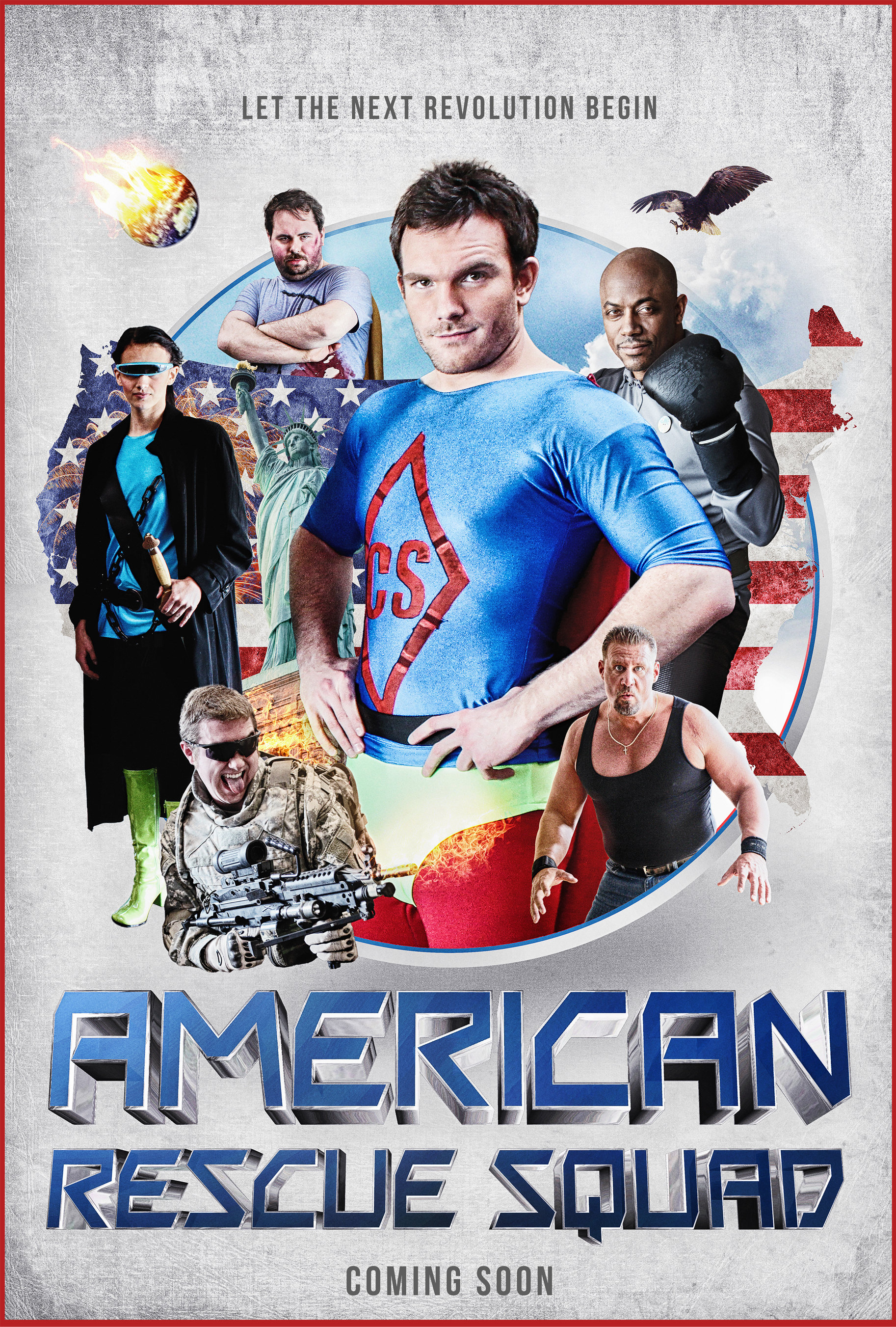 image American Rescue Squad Watch Full Movie Free Online