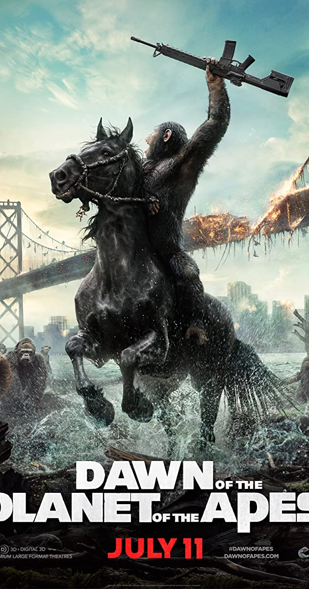 Dawn of the Planet of the Apes 2014 BRRip