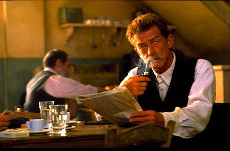 John Hurt in Captain Corelli's Mandolin (2001)