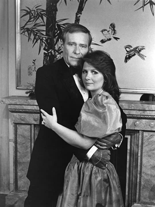 Philip Carey and Mary Gordon Murray in One Life to Live (1968)