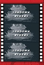 Sundown Riders Poster