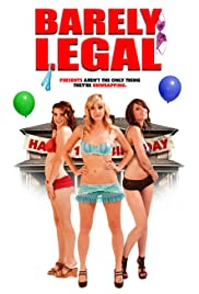 Barely Legal (2011) Poster - Movie Forum, Cast, Reviews